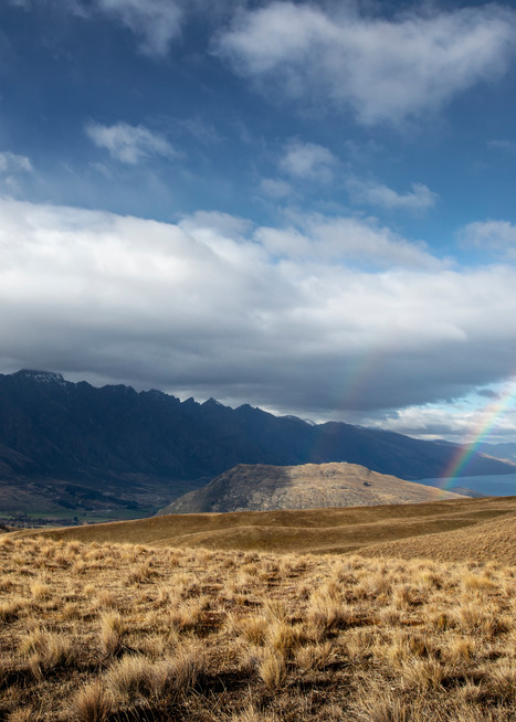 Colors Above Queenstown   Art | Chad Wanstreet Inc