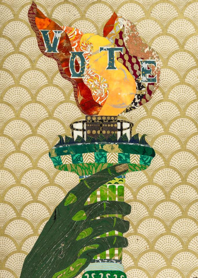 Vote Art   capeanngiclee