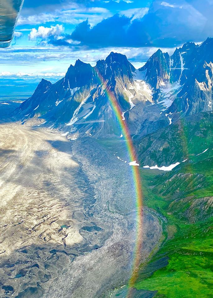 Rainbow On The Tokoshas Photography Art | Visionary Adventures, LLC