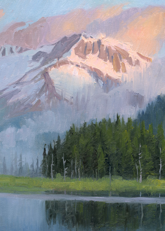 Inlet Mist Art | Studio Girard