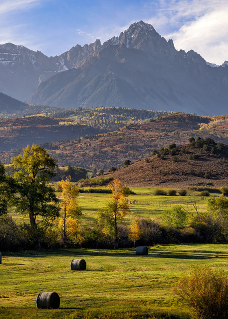 Autumn Morning On The Ranch   Shop Photography by Rick Berk