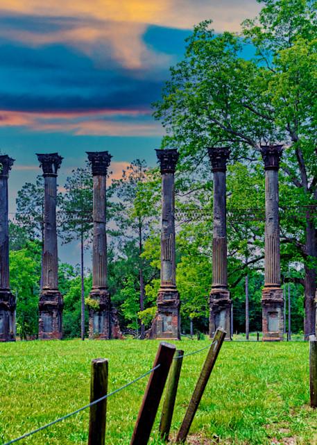 Windsor Ruins at noon