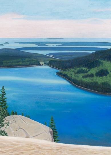 Acadia Serenity Art | The Art of David Arsenault