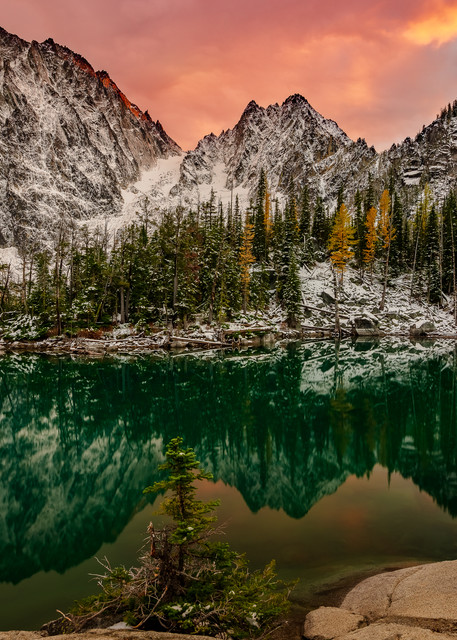 Colchuck Art | Jeffrey Knight Photography