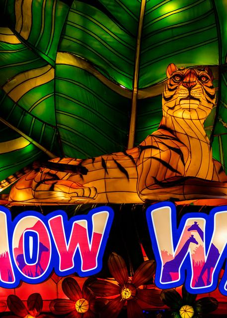 Glow Wild event display