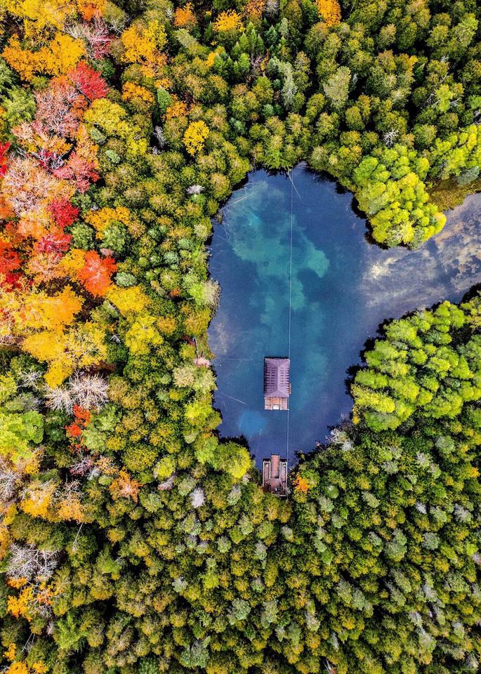 Kitch-iti-Kipi in Michigan's Upper Peninsula