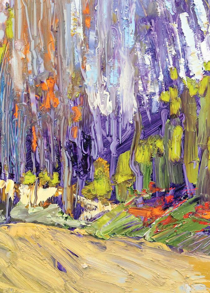Lavelle Fine Artist | Dancing Trees
