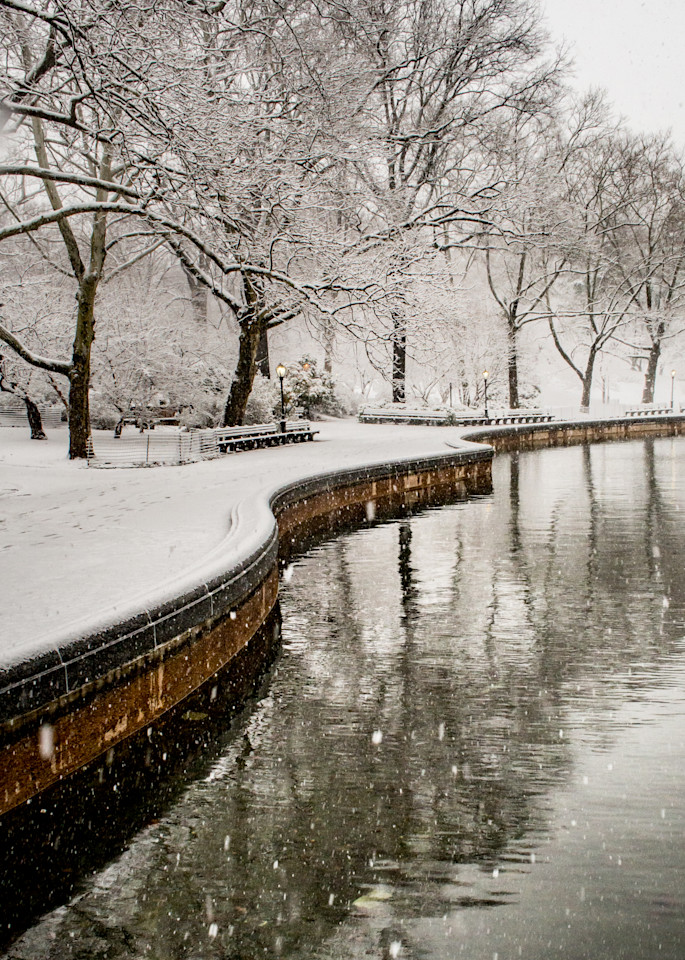 Conservatory Waters, Central Park Photography Art | Ben Asen Photography
