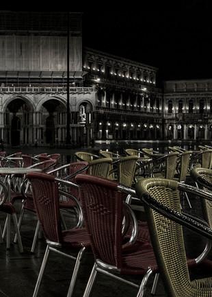 Venetian Perspectives Photography Art | Harry John Kerker Photo Artist