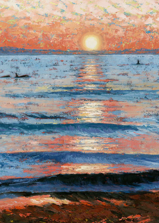 Evening Passage Art | Friday Harbor Atelier
