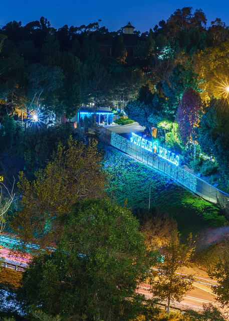 Balboa Park, San Diego Jingle Bells Fine Art Print Art   McClean Photography
