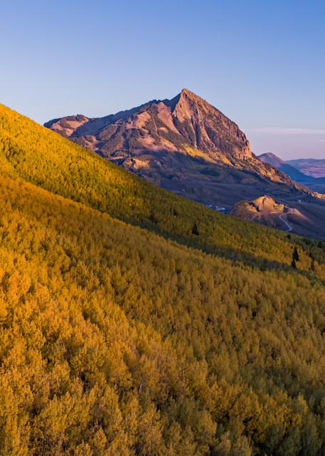 Last Light In Crested Butte Photography Art | Alex Nueschaefer Photography
