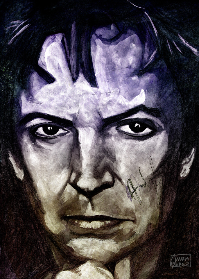 The Police: Andy Summers Art | Omaha Perez Art