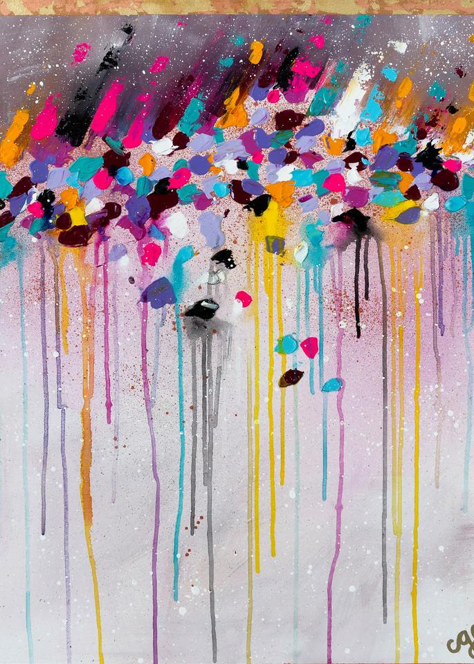 May Flowers Art | Courtney Einhorn