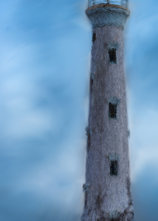 Lighthouse Aruba Soft Art | Thriving Creatively Productions