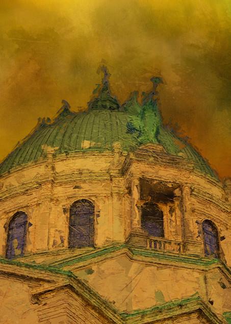 Basilica Art   R.j.Ricci Art