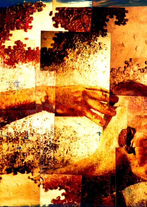 Puzzled 02 Art | Omaha Perez Art