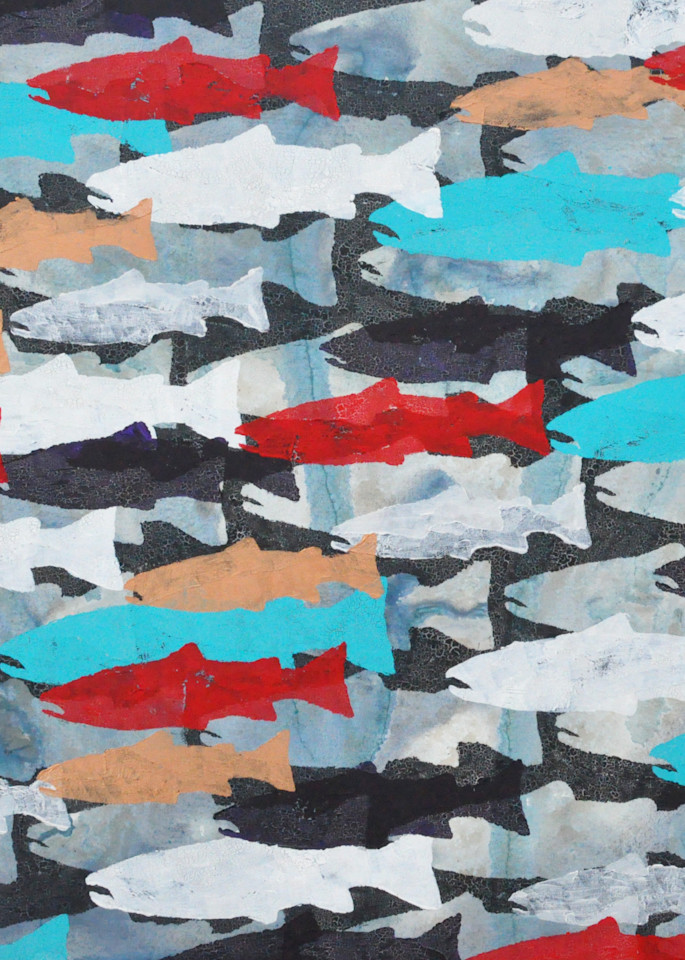 Extinction Event Art | Perry Rath Arts