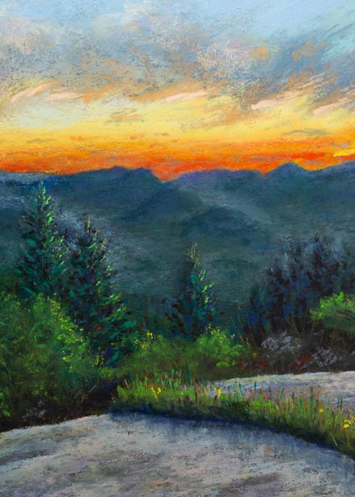 High Peaks Sunset Art | Mark Grasso Fine Art
