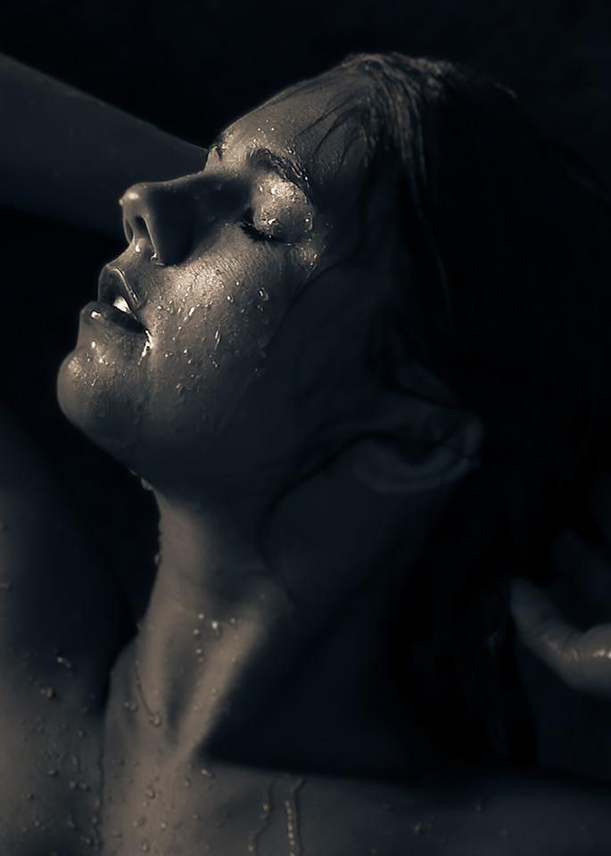 Dare Portrait After A Swim Photography Art | Dan Katz, Inc.