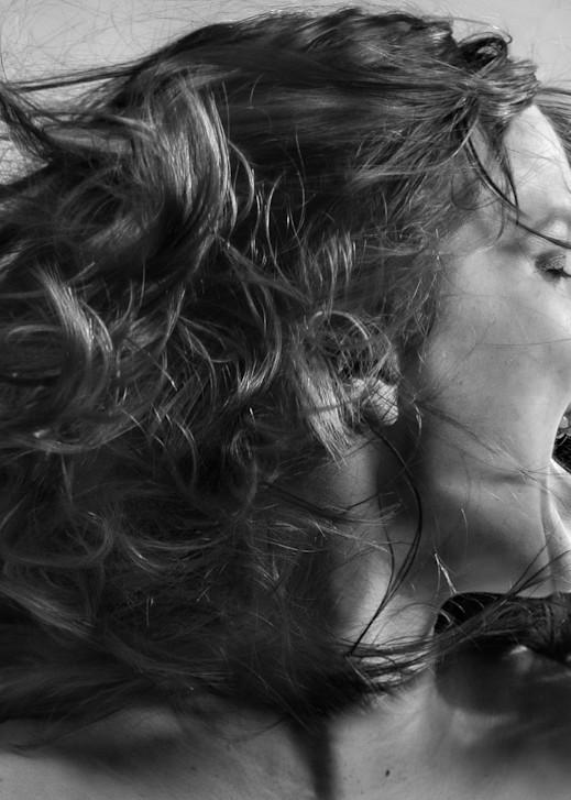 Hadley In The Moment Bw Photography Art | Dan Katz, Inc.