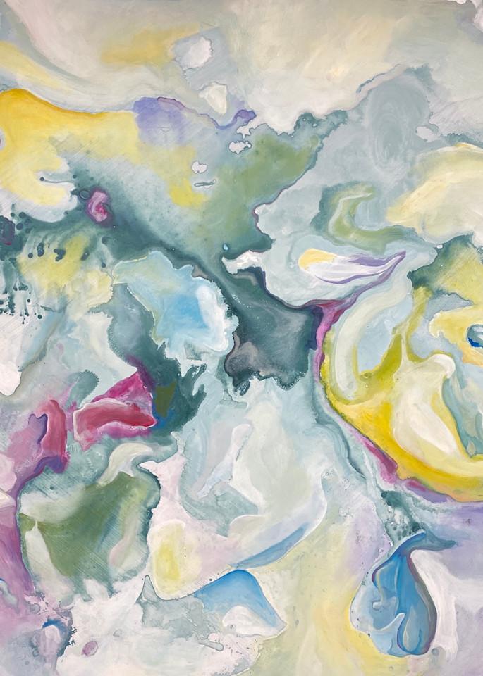 Think Bubbles Art | Mina Vancardo