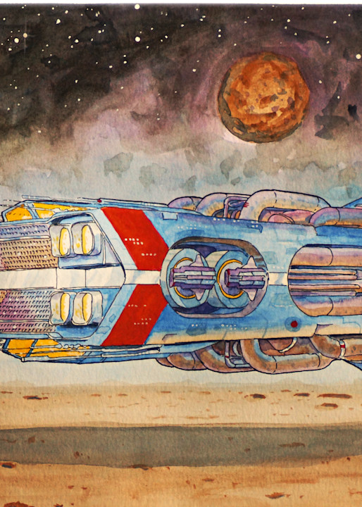 """Intergalactic Muscle"", 2668 Chevelle"