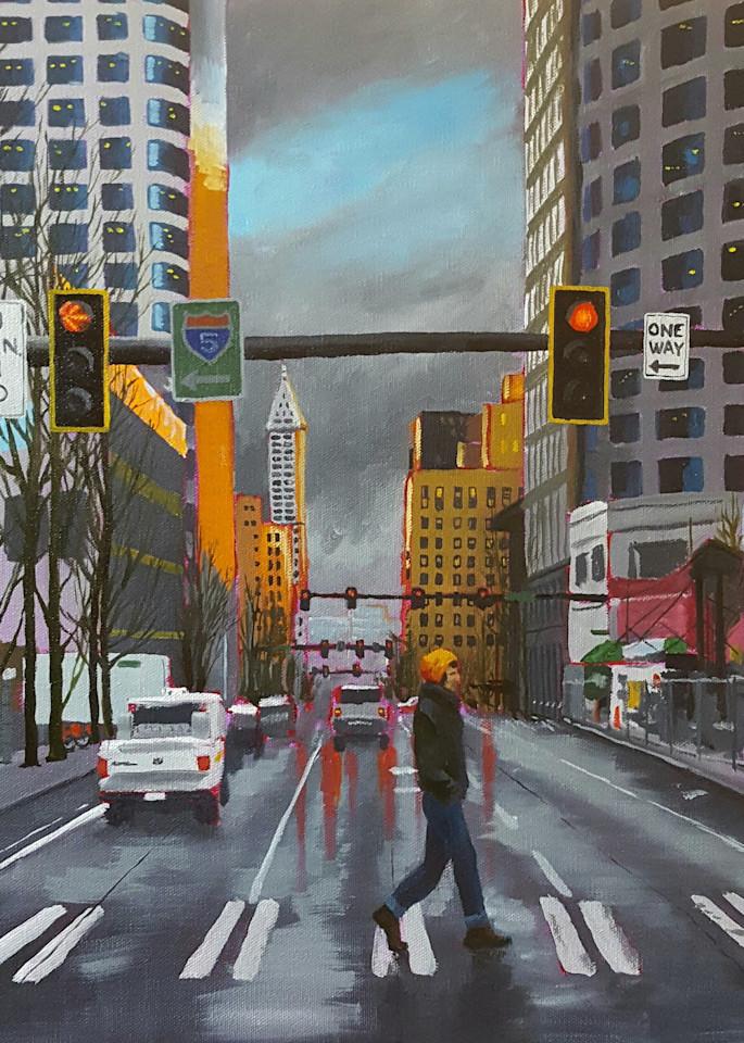 Seattle Crosswalk