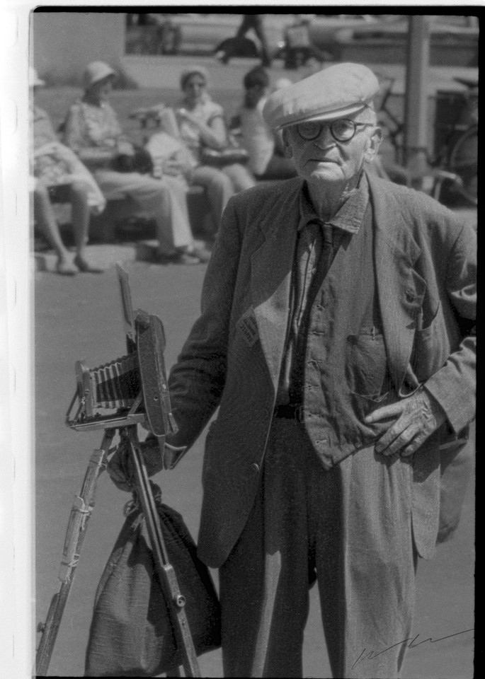 Camera Man Photography Art | Harry John Kerker Photo Artist