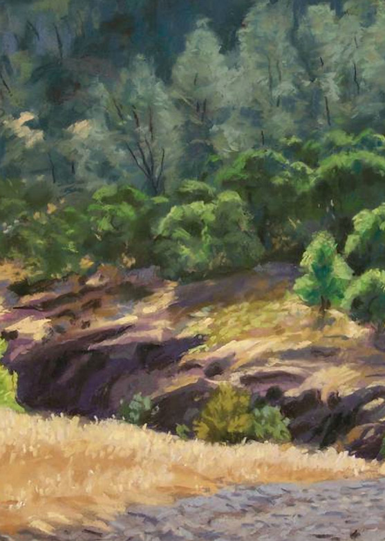Bear Hole  Art | Waif Mullins Art