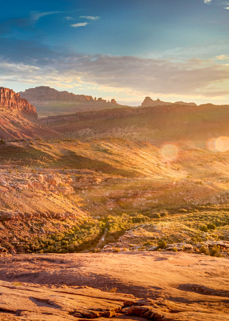 Arches National Park At Sunset Photography Art | Grace Fine Art Photography by Beth Sheridan