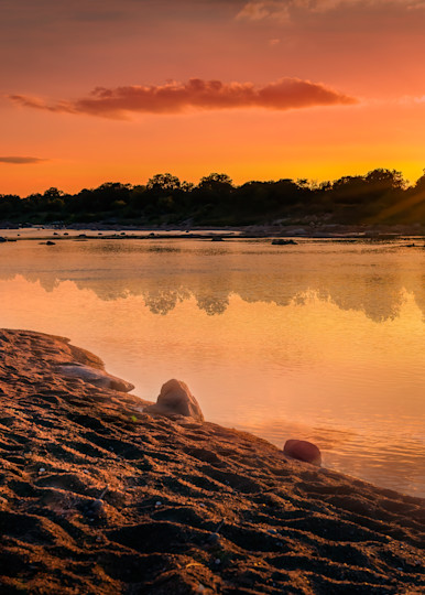 Llano Sunset Photography Art | Beth Sheridan, Grace Fine Art Photography