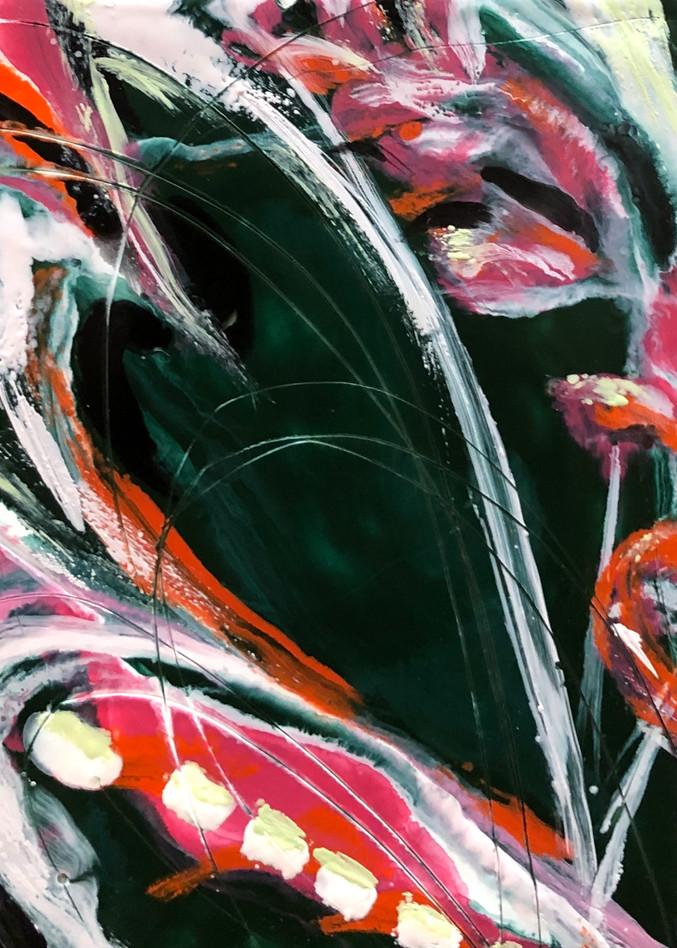 Abstract Love #4  (In Series Of 10) Art | merlynbost