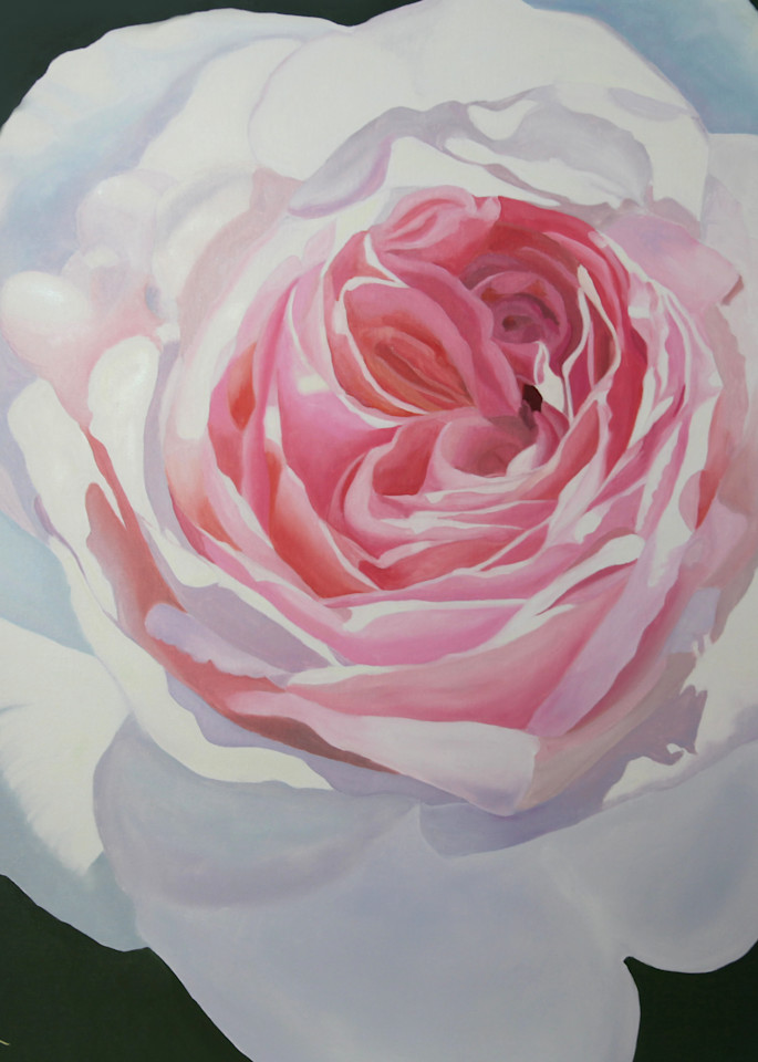 Whispers Of Passion Art | Pearl White Studio