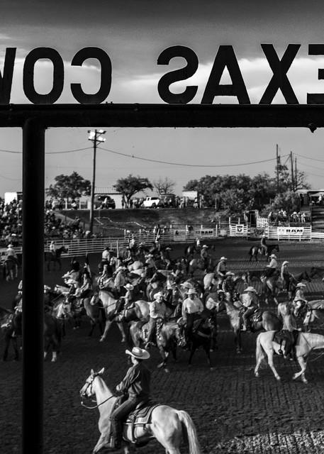 Texas Cowboy Reunion Photography Art | Harry John Kerker Photo Artist