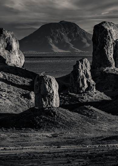 Pinnacles Trona 2020 Photography Art | Dan Katz, Inc.