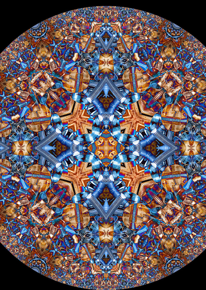 Nuts and Bolts Kaleidoscope