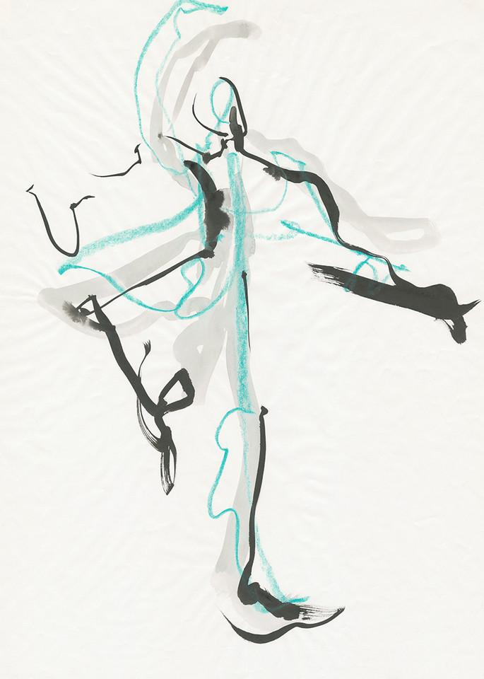 At The Barre (American Dance Festival), 2007 Art | larahanson