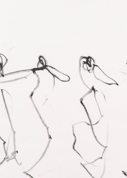 Quartet (Merge), 2016 Art | larahanson