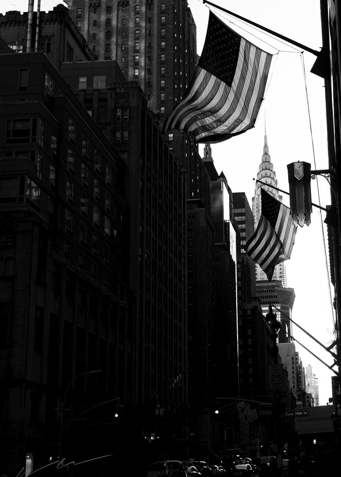 Grand Old Flag Photography Art | Harry John Kerker Photo Artist