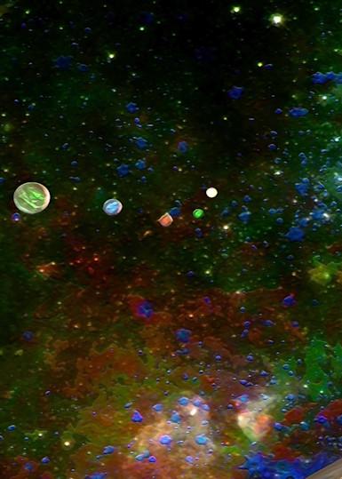 Parade Of Planets Art   Don White-Art Dreamer