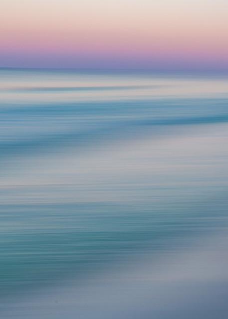 Beach Sunrise Abstract Photography Art   kramkranphoto