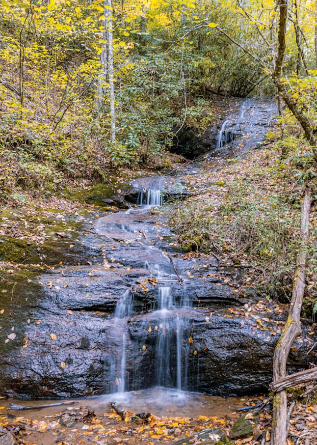 Franklin Waterfalls Photography Art   kramkranphoto