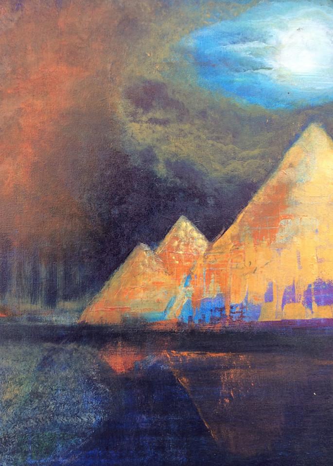 EGYPT - PRINT - ANNE REID ARTIST