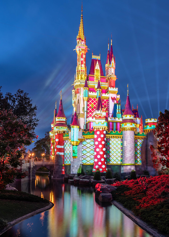 Christmas Scene 1 From Tomorrowland Photography Art | William Drew Photography