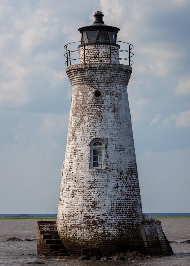 Cockspur Island Lighthouse 2 Color