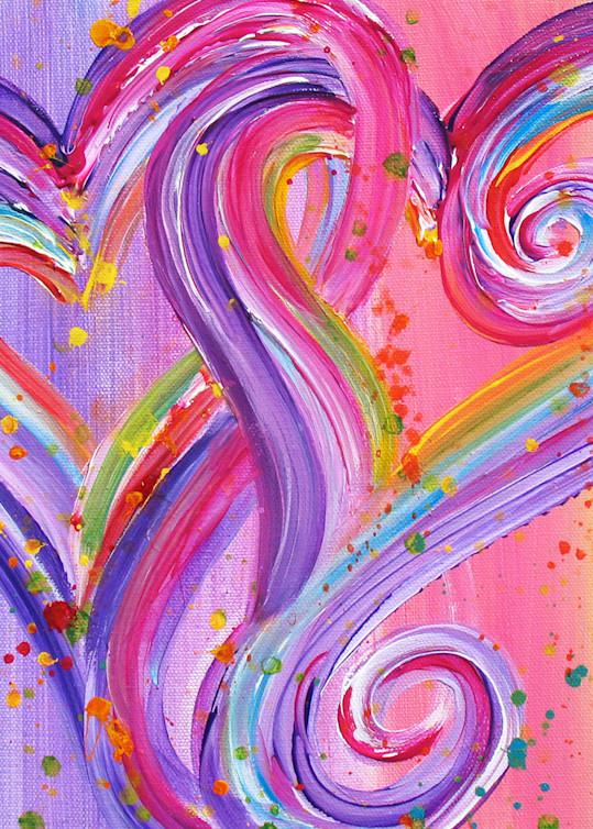 Splash Dance 1 Art | Heartworks Studio Inc