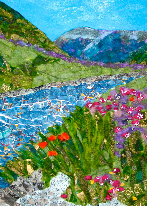 Spring Meadow Art | Kichaven Art