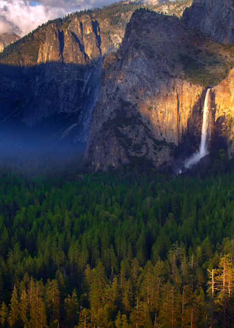 Tunnel View at Sunset   Shop Photography by Rick Berk