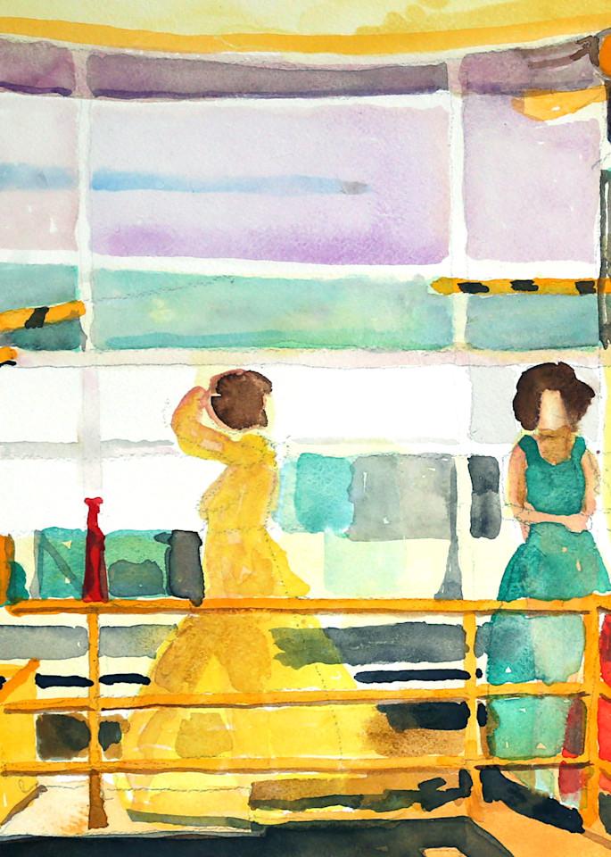 Composition Art | Courtney Miller Bellairs Artist